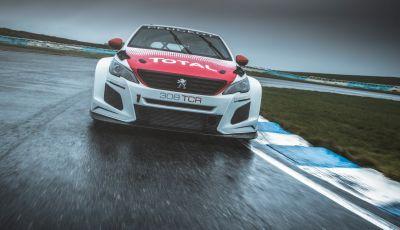 Video presentazione della nuova 308 TCR 2018