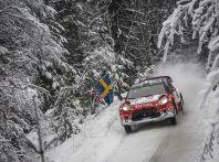 VIDEO - Ripercorriamo il Rally di Svezia con C3 WRC
