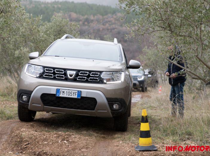Nuova Dacia Duster 2018, prova su strada: l'evoluzione del Crossover da record - Foto 14 di 45