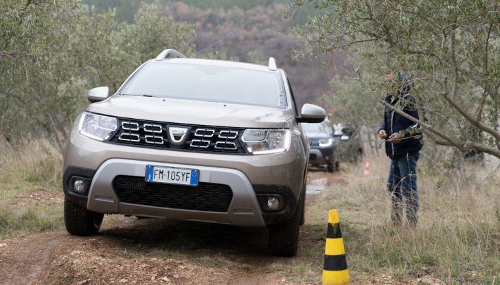 Dacia Duster 2018, arrivano i nuovi motori BlueDCi - Foto 14 di 45