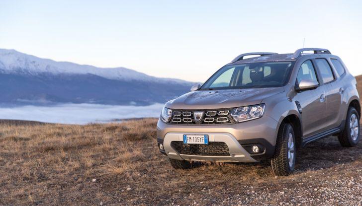 Dacia Duster 2018, arrivano i nuovi motori BlueDCi - Foto 31 di 45