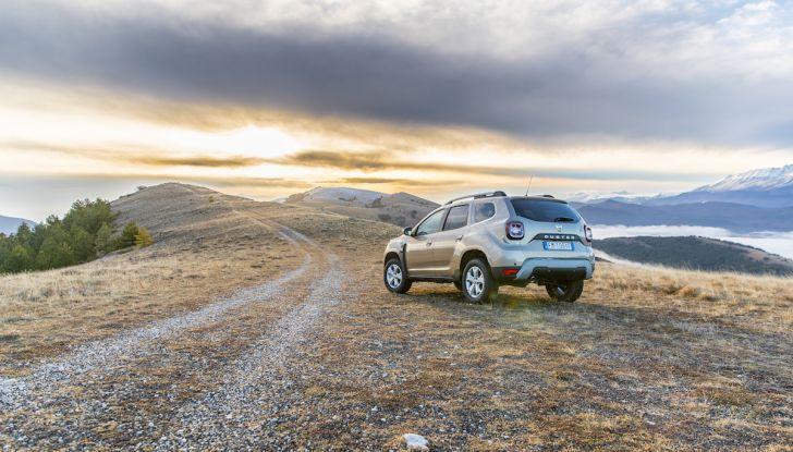 Dacia Duster 2018, arrivano i nuovi motori BlueDCi - Foto 1 di 45