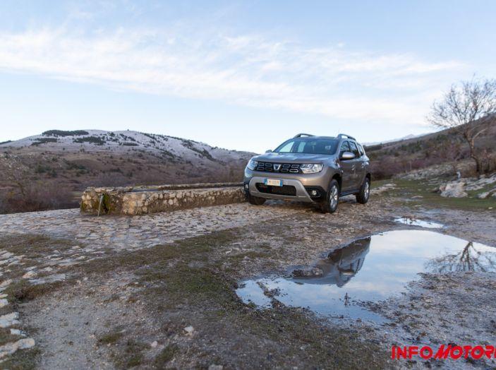 Nuova Dacia Duster 2018, prova su strada: l'evoluzione del Crossover da record - Foto 38 di 45