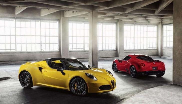 Alfa Romeo 6C, la nuova sportiva del Biscione arriva nel 2020 - Foto 4 di 10
