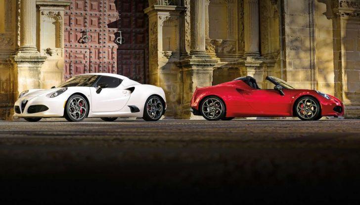 Alfa Romeo 6C, la nuova sportiva del Biscione arriva nel 2020 - Foto 10 di 10