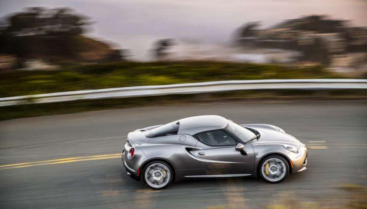 Alfa Romeo 6C, la nuova sportiva del Biscione arriva nel 2020 - Foto 6 di 10