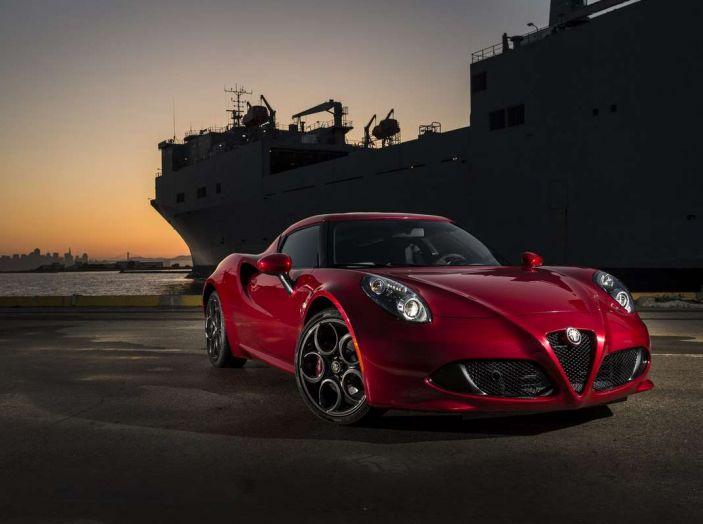 Alfa Romeo 6C, la nuova sportiva del Biscione arriva nel 2020 - Foto 7 di 10