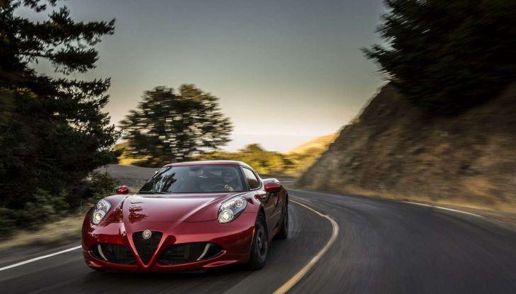 Alfa Romeo 6C, la nuova sportiva del Biscione arriva nel 2020 - Foto 8 di 10