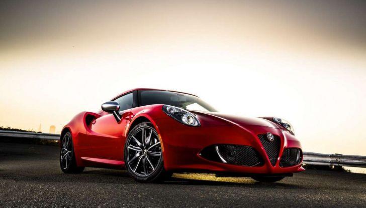Alfa Romeo 6C, la nuova sportiva del Biscione arriva nel 2020 - Foto 9 di 10
