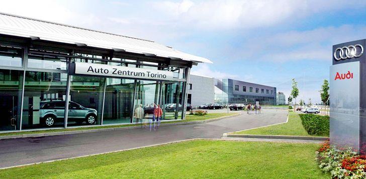 Audi Auto Zentrum Torino