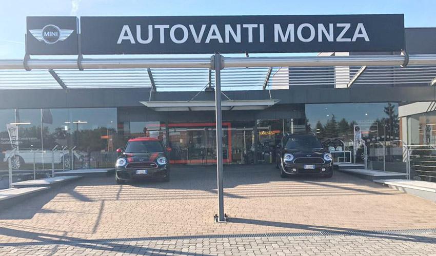 Autovanti Monza