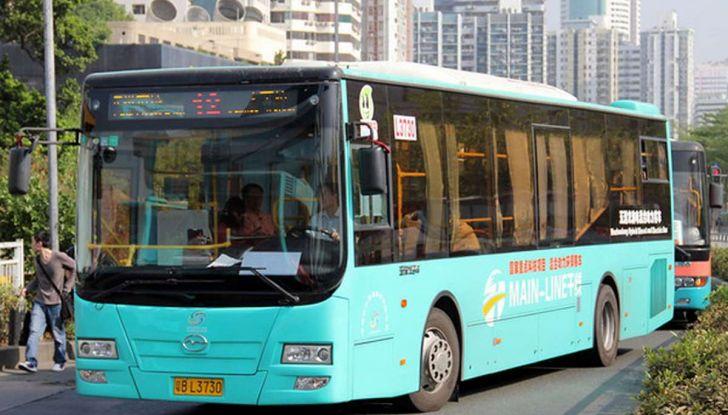 Autobus elettrici, in Cina la conversione è già realtà - Foto 3 di 9