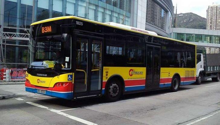 Autobus elettrici, in Cina la conversione è già realtà - Foto 6 di 9