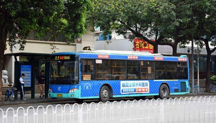 Autobus elettrici, in Cina la conversione è già realtà - Foto 8 di 9
