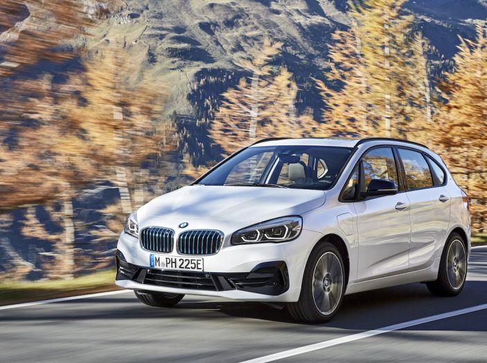 Nuove BMW Serie 2 Active Tourer e Gran Tourer 2018 - Foto 4 di 38