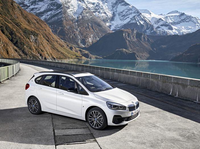 Nuove BMW Serie 2 Active Tourer e Gran Tourer 2018 - Foto 13 di 38