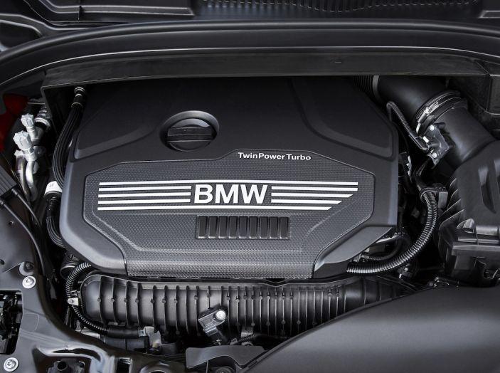 Nuove BMW Serie 2 Active Tourer e Gran Tourer 2018 - Foto 22 di 38