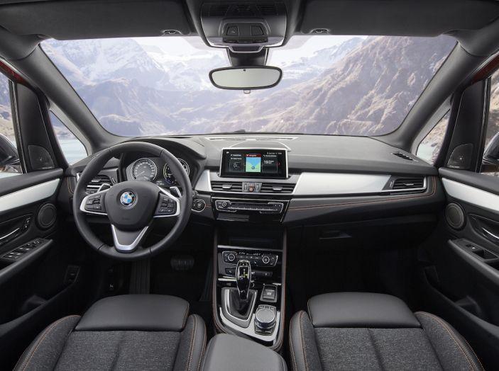 Nuove BMW Serie 2 Active Tourer e Gran Tourer 2018 - Foto 23 di 38