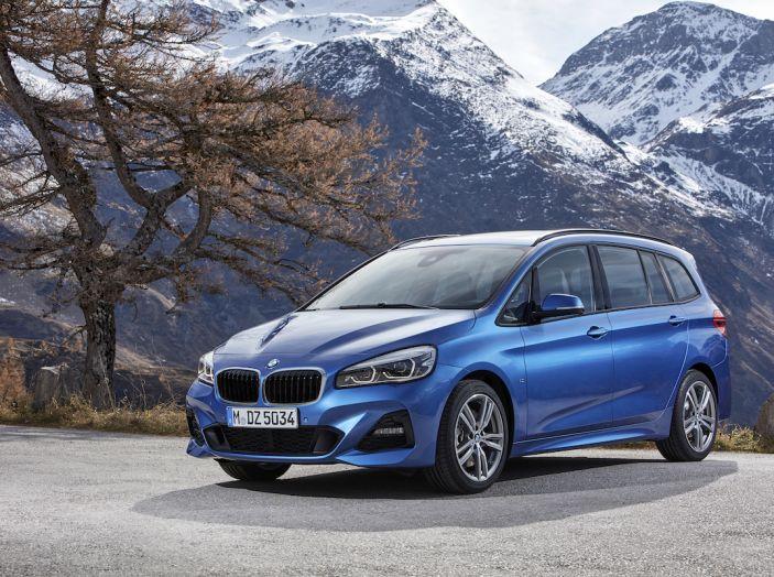 Nuove BMW Serie 2 Active Tourer e Gran Tourer 2018 - Foto 34 di 38
