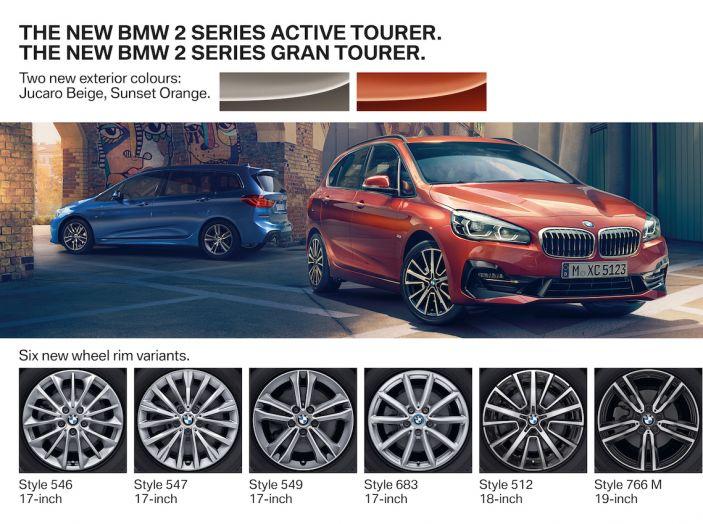 Nuove BMW Serie 2 Active Tourer e Gran Tourer 2018 - Foto 38 di 38