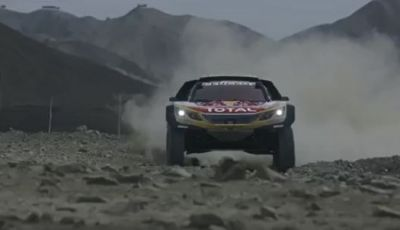 Dakar 2018 - Peugeot pronta per la partenza