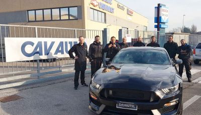 Gruppo Cavauto é stato designato Top Dealers da Infomotori.com