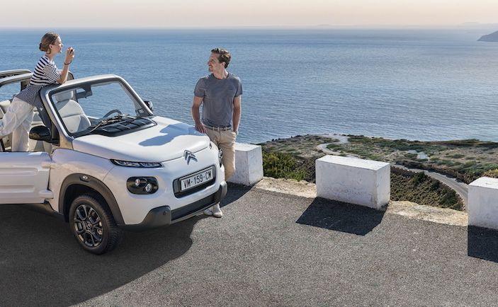 Citroën E-Mehari 2018, hardtop e nuovi interni per l'icona del Double Chevron - Foto 9 di 35