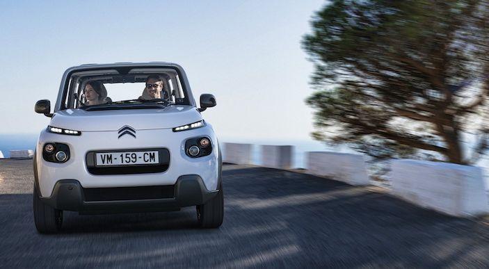 Citroën E-Mehari 2018, hardtop e nuovi interni per l'icona del Double Chevron - Foto 12 di 35