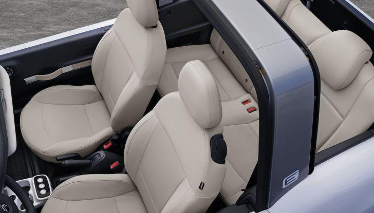 Citroën E-Mehari 2018, hardtop e nuovi interni per l'icona del Double Chevron - Foto 15 di 35