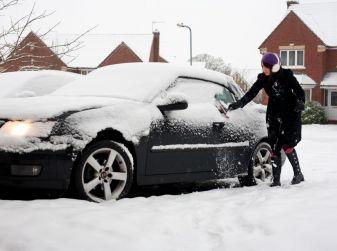 Come avviare l'auto in inverno, consigli utili