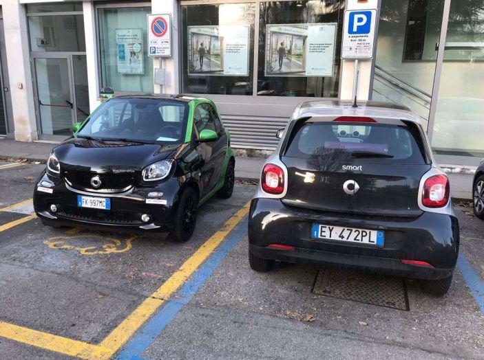 Smart ED: provata su strada la nuova Smart elettrica - Foto 29 di 48