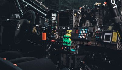 Dakar 2018  - La scheda tecnica della Peugeot 3008DKR Maxi