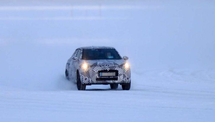 DS 3 Crossback elettrica, la prima 100% EV del marchio francese - Foto 7 di 15