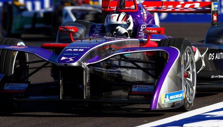 E-Prix Marrakech, prima fila per DS Virgin Racing - Foto 1 di 3