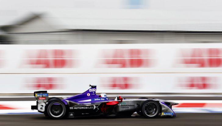 E-Prix Marrakech, prima fila per DS Virgin Racing - Foto 2 di 3
