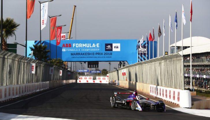 VIDEO – I primi highlights DS Virgin Racing dell'E-Prix del Marocco - Foto 3 di 5