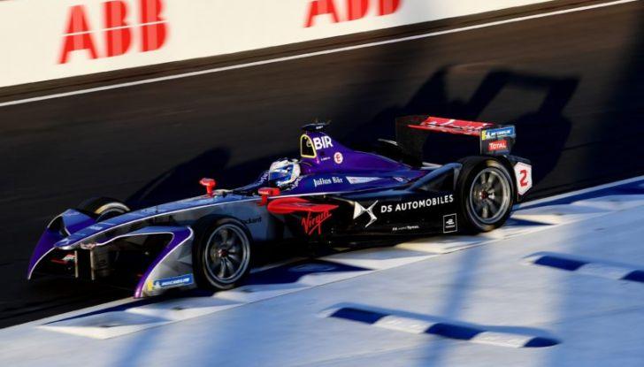 VIDEO – I primi highlights DS Virgin Racing dell'E-Prix del Marocco - Foto 2 di 5