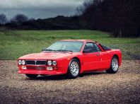 Jeremy Clarkson entusiasta della Lancia 037 Stradale