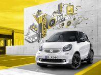 Debutta a Roma il sistema Smart Ready to park