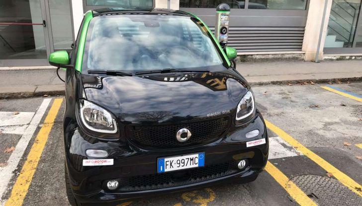 Smart ED: provata su strada la nuova Smart elettrica - Foto 30 di 48