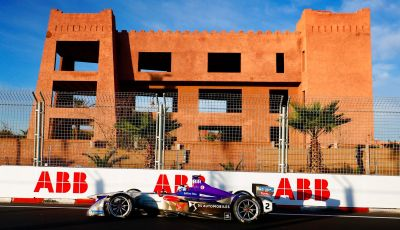Terzo posto per DS Virgin Racing all'E-Prix del Marocco