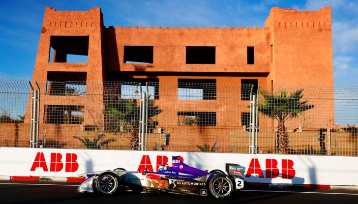 Terzo posto per DS Virgin Racing all'E-Prix del Marocco - Foto 1 di 2