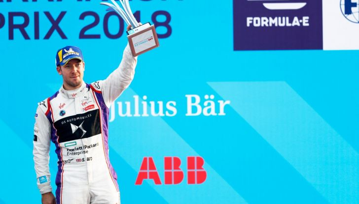 Terzo posto per DS Virgin Racing all'E-Prix del Marocco - Foto 2 di 2