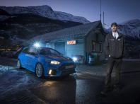 La Ford Focus RS da 350CV diventa un Taxi in Norvegia