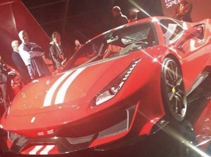 Ferrari 488 GTO, a Ginevra arrivano 700 CV di potenza - Foto 1 di 6