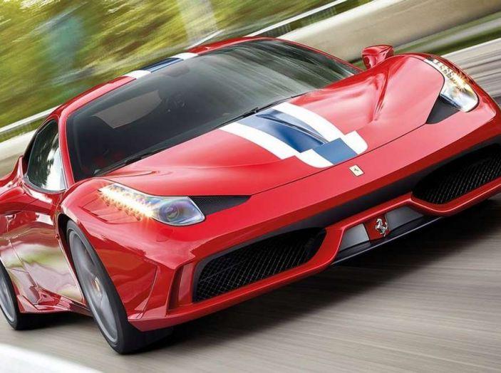 Ferrari 488 GTO, a Ginevra arrivano 700 CV di potenza - Foto 2 di 6