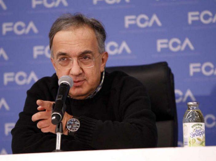 Marchionne assicura che Fiat non sarà mai venduta - Foto 7 di 10