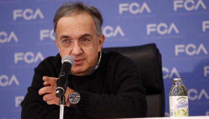 Sergio Marchionne lascia FCA per gravi condizioni di salute - Foto 5 di 9