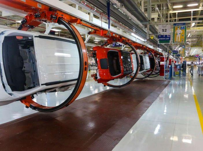 Marchionne assicura che Fiat non sarà mai venduta - Foto 1 di 10