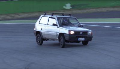 [Video] – la Fiat Panda anni Novanta protagonista a Monza